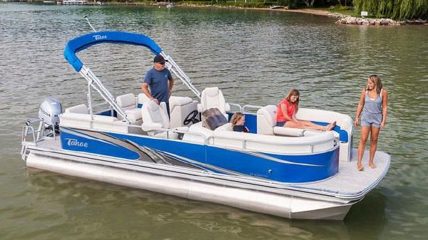 Tahoe Pontoon GT Quad Lounge - 23'