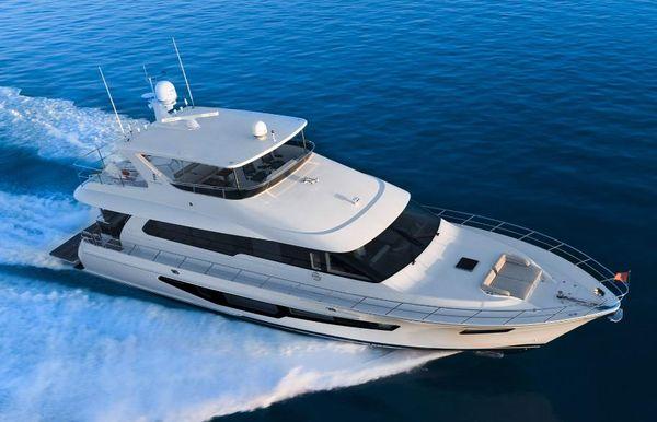 2020 CL Yachts CLB 72