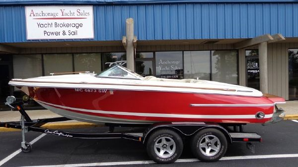 Chris Craft Speedster Exterior 1