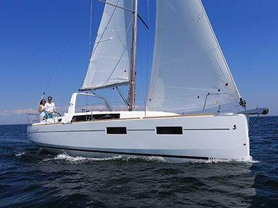 2021 Beneteau<span>Oceanis 35.1</span>