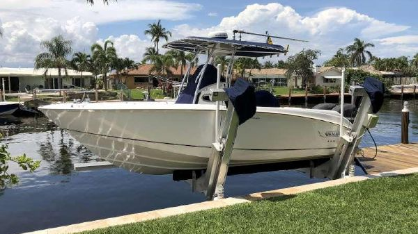 Used Boston Whaler 240 Outrage Boats for Sale - Battery Park