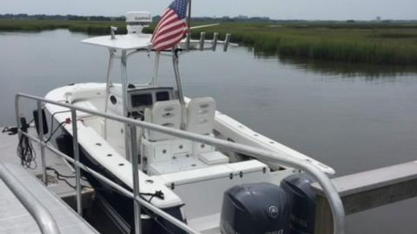Southport 27 Center Console