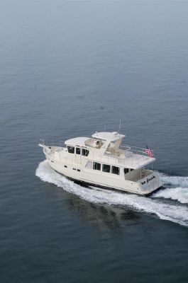 North Pacific 49 Pilothouse - main image