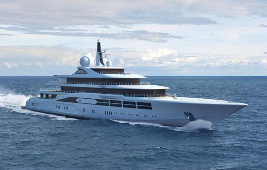 German Built Yacht 101 m image