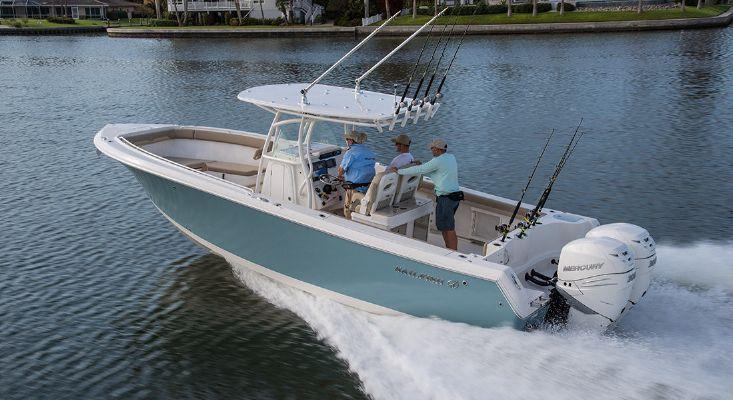 Sailfish 320 CC - main image