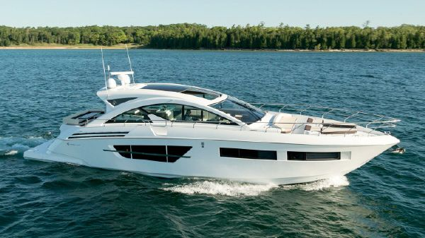 Cruisers Yachts 60 Cantius Manufacturer Provided Image