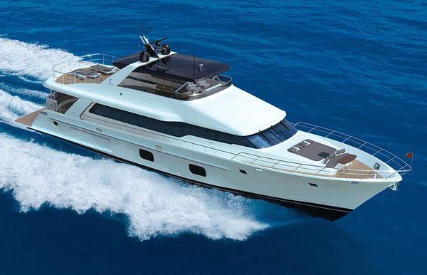 2021 CL Yachts CLB 88