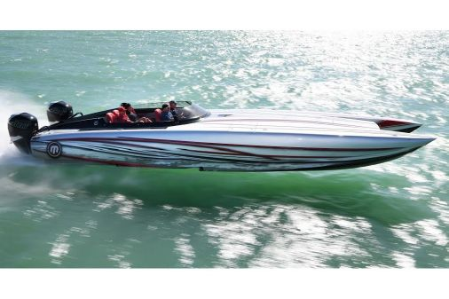 Mystic Powerboats C3800 image