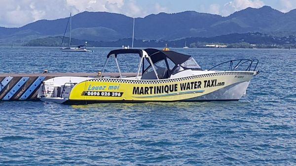 Custom Water Taxi OX-YOKE