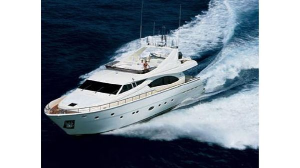 Ferretti Yachts 880 Manufacturer Provided Image
