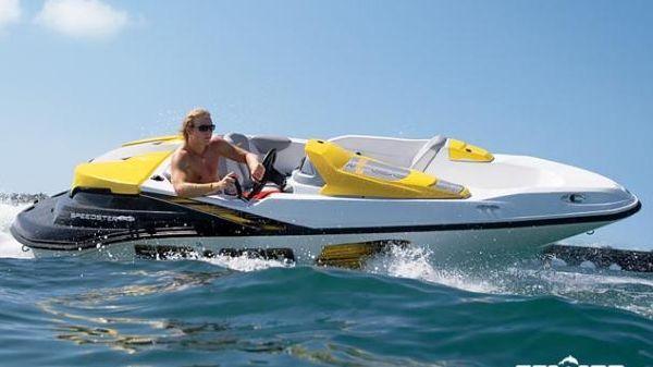Sea-Doo Sport Boats 150 Speedster Manufacturer Provided Image