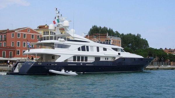 Benetti 50m Actual ship