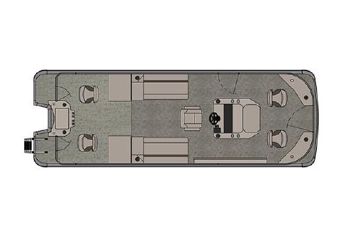 Avalon GS Center Console Fish - 25' image