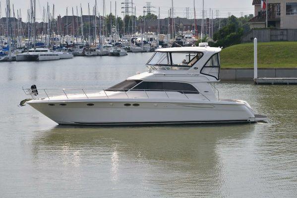 Sea Ray 480 Sedan Bridge - main image