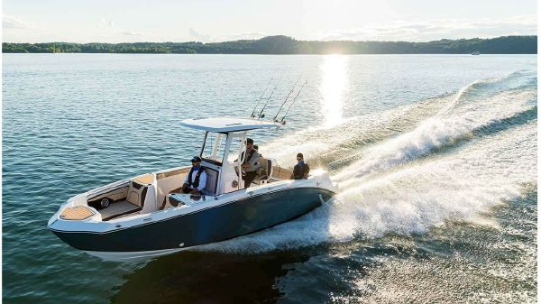 Yamaha Boats 255 FISH SPORT