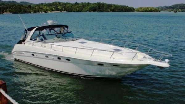 Sea Ray 460 Sundancer Sistership Photo