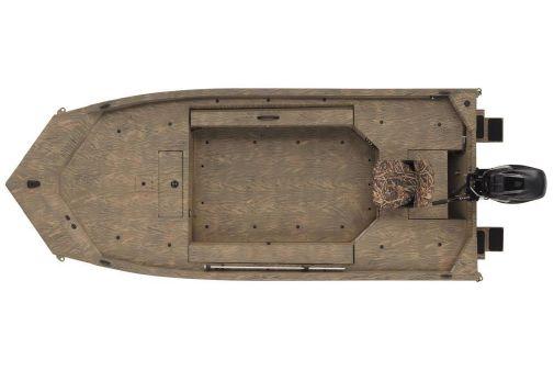 2020 Tracker Grizzly 1654 T Sportsman Hern Marine