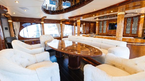 Millennium Super Yachts Raised Pilothouse image