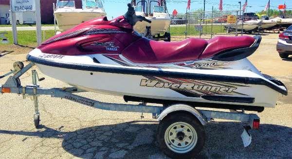 Yamaha Boats WaveRunner XL700