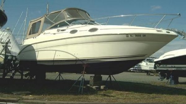 Sea Ray 260 Sundancer-Orig. Owner