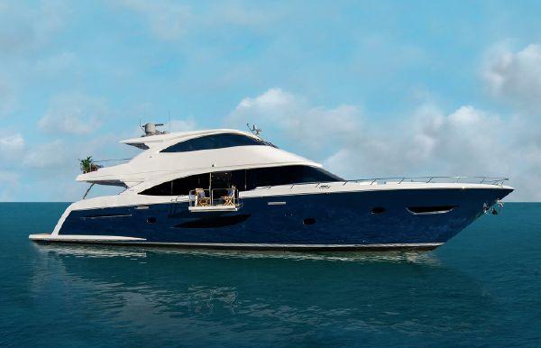 2022 Viking 93 Motor Yacht