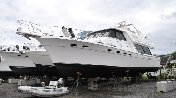 Bayliner 4788 Pilothouse Motor Yacht 4788 Bayliner 1994