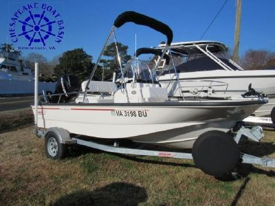 2012 Boston Whaler<span>150 Montauk</span>