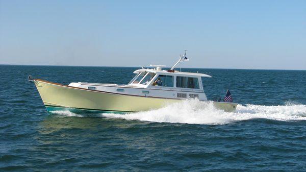 Custom 54 Custom Downeast Yacht