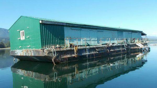 Barge Work Barge