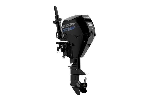 Mercury SeaPro 15 hp  - main image
