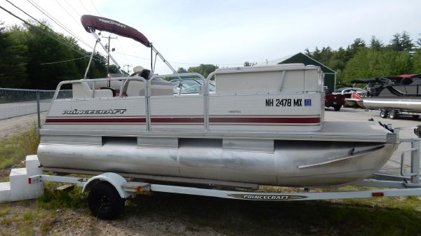 Used Princecraft Boats For Sale - Wards Boat Shop Inc