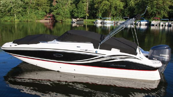 Hurricane SunDeck 2400 OB Manufacturer Provided Image: Manufacturer Provided Image
