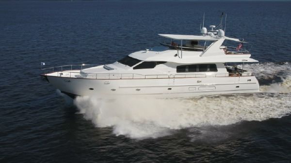 Novatec 80 Motor Yacht
