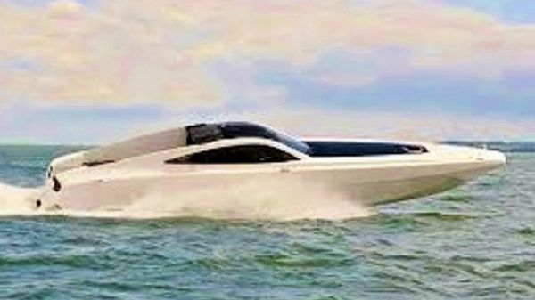 BUZZI 48 Fast Superboat Fabio Buzzi - PB Design 48 Fast Superboat