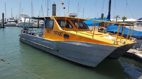 Custom Work Boat/ Commerical Fishing