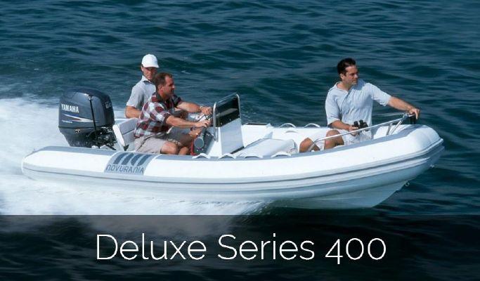 Novurania Deluxe 400 - main image