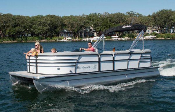 2017 Misty Harbor 2085 Biscayne Bay CS