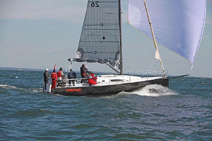 2011 J Boats J/111 J111 J-111 J 111
