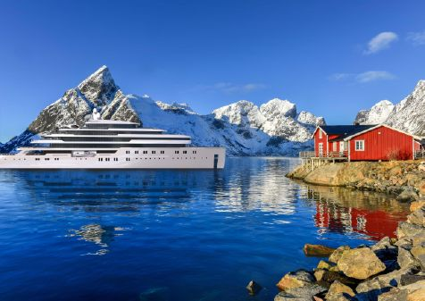Custom Boutique Cruise Liner image