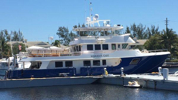 AllSeas 92 Starboard