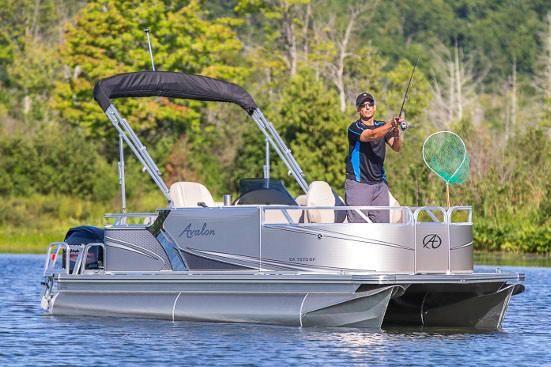2019 Avalon Venture Bow Fish - 16'