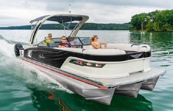 2020 Avalon Excalibur Elite Windshield - 27'