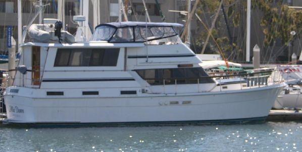 Gulfstar 49 Motor Yacht