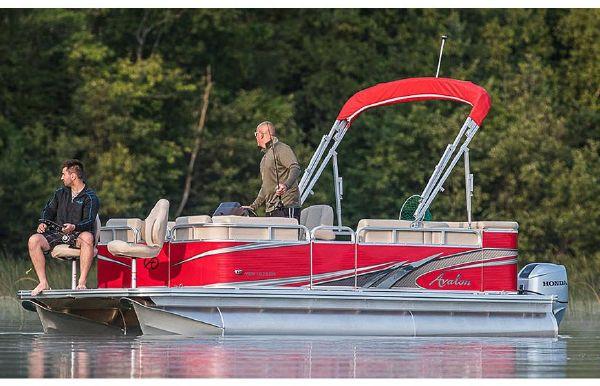 2019 Avalon Venture Cruise Bow Fish - 18'