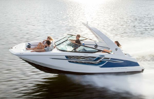 2017 Regal 22 FasDeck ESX