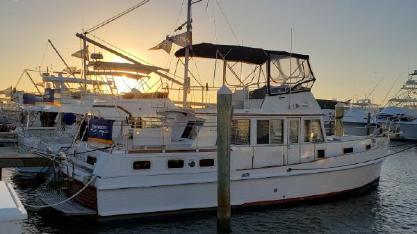 Grand Banks Motoryacht Perfect Live Aboard