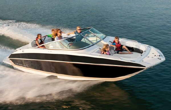 2017 Regal 24 FasDeck
