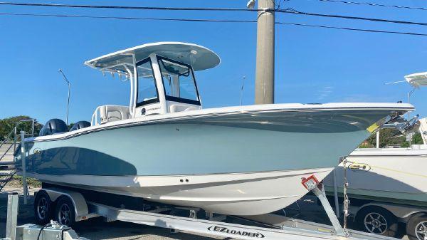 Sea Hunt 265 SE