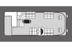 Bentley Pontoons 240 Fish N Cruise image