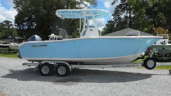 Sea Pro 239 DLX